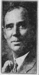 George H. Prentice was the son of Nathaniel Prentice and a second generation Lancaster painter. Photo appeared in the Daily Eagle 13 May 1935.
