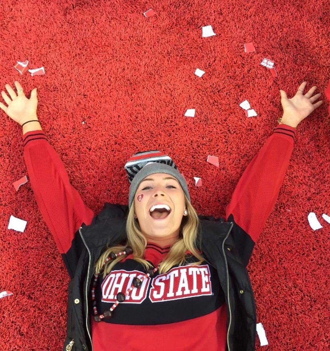 2013 Mansfield Senior grad Victoria Leahy found her way to her career through The Ohio State University.