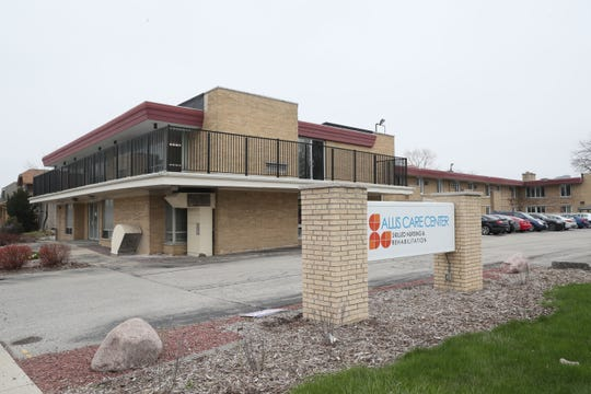 Allis Care Center in West Allis at 9047 W. Greenfield Ave.