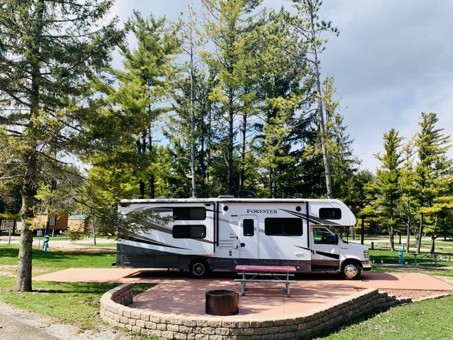 Jellystone Park in Caledonia typically opens for the summer camping season on the first weekend in May.