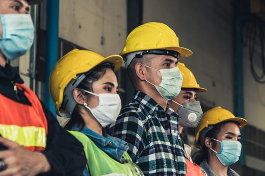 The brave men and women in union construction have the resources and safety training necessary in order to rise up and meet current challenges in a cautious but efficient manner.