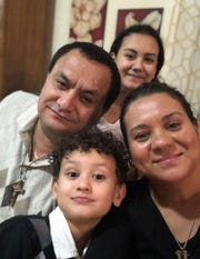 Before schools shut down, the Mejia family fell sick with COVID-19 after their daughter, Valerie, came in contact with a classmate who recently traveled to Italy.