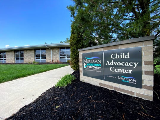The child Advocacy Center, located in the Suzanne Gresham Center, helps about 163 children yearly.