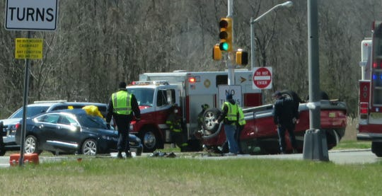 A Brooklyn woman was killed in a fatal crash in West Milford on Wednesday, April 22, 2020.