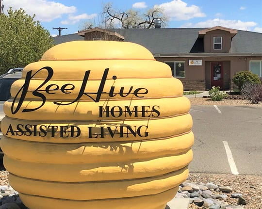 BeeHive Homes Assisted Living in Farmington on April 23, 2020.