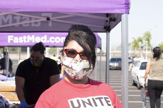Phoenix Vice Mayor Betty Guardado