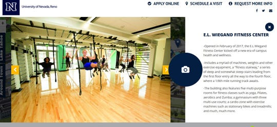 UNR offers live and interactive virtual tours as it tries to recruit incoming students to its class of 2024