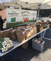 A certifiedorganic family farm just north of Independence, Quail Flats isn't offering delivery, but they are offering shoppers the chance to pre-order vegetables andplants online for low-contact pick-up.