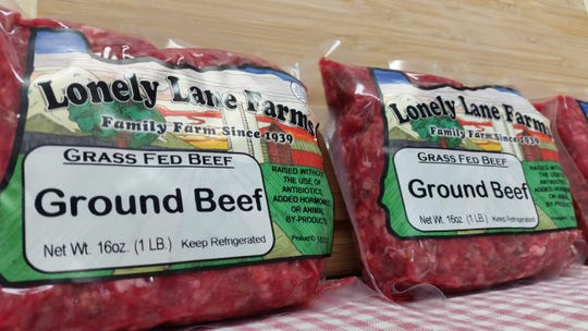 Grass-fed beef, pastured lamb and heritage pork from Mt. Angel's Lonely Lane Farms are available for delivery to addresses in Mt. Angel, Salem, Corvallis and Silverton.