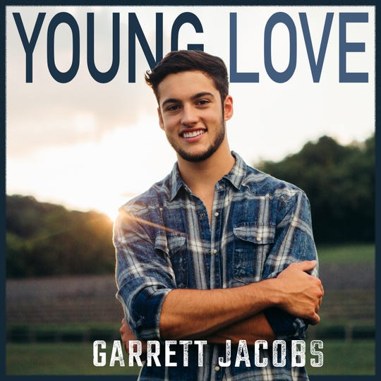 """Garrett Jacobs, of Bossier, releases new single, """"Young Love"""" on April 24."""