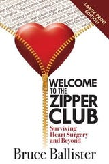 Welcome to the Zipper Club by Bruce Ballister