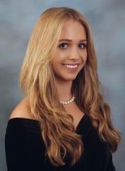 Zofia Kolodziej, a graduating senior at Florida State University