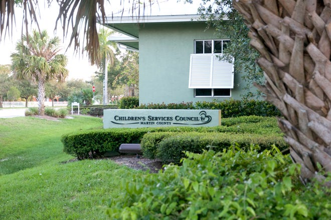 The Children's Services Council of Martin County plans to spend $421,000 in 2020 to repair its building on Southeast Central Parkway.