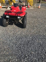 Vineland Police are asking for help to find this ATV reported stolen from Vineland property.