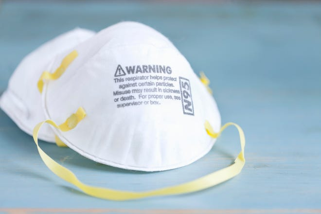 PPE for Guam seeks volunteers to help repair N95 masks for Guam Memorial Hospital at a socially distanced event May 30.