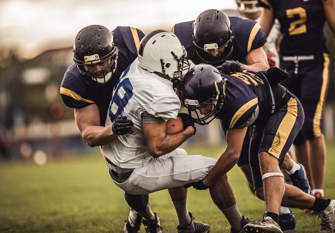 Due to the nature of the sport, football tends to be a high-injury activity. Fortunately, there are ways to avoid – and treat – the most common injuries.