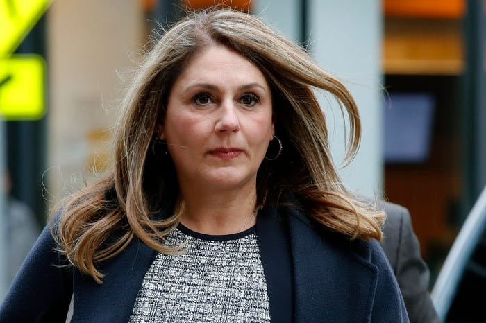 Hot Pockets heiress in college admissions scandal wants to serve sentence at home, citing coronavirus