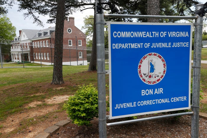 Isolated and scared: The plight of juveniles locked up during the coronavirus pandemic