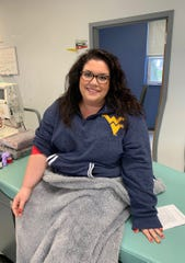 Marisa Leuzzi donated her plasma after recovering from COVID-19.