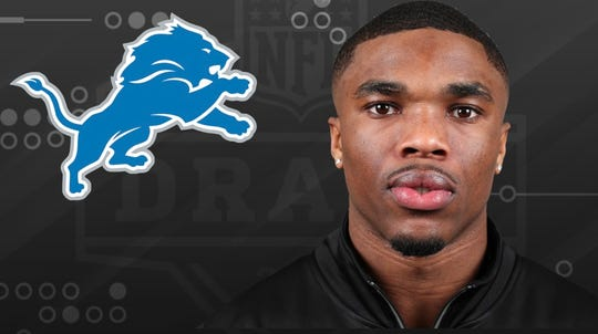 Jeff Okudah was selected as the No. 3 overall pick in the 2020 NFL draft to the Detroit Lions on April 23, 2020.