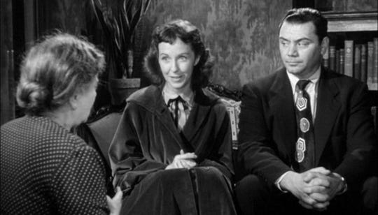 """Esther Minciotti, Betsy Blair and Ernest Borgnine in """"Marty."""""""