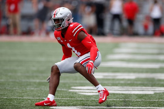 """The Lions used the No. 3 pick to select Ohio State cornerback Jeff Okudah after receiving no """"firm"""" offers to trade down, Lions general manager Bob Quinn said."""