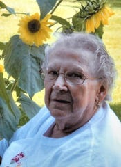 Florence 'Gram' Green, 93, died at Hornell Gardens three days after testing positive for the coronavirus.