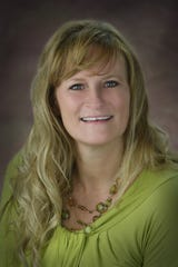 Peggy Christianson, advanced practice nurse practitioner at Bellin Health Clinic in Lakewood.