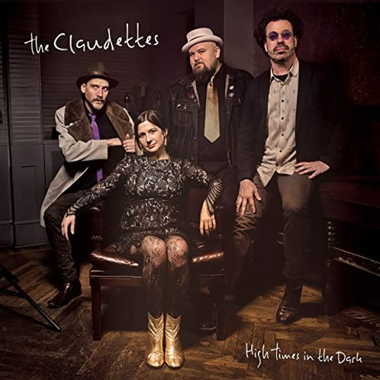 """""""High Times in the Dark,"""" The Claudettes"""