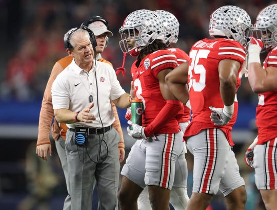 "Kerry Coombs is back for his second stint with the Ohio State Buckeyes, having played a big role in OSU being dubbed ""Cornerback U"""