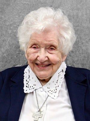 Sister Annelda Holtkamp