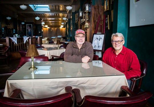 Vera Mae's in downtown Muncie adapts to coronavirus restrictions. Photo taken Thursday, April 24, 2020.