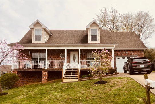 The house at 332 Dorr Dr. in Goodlettsville is on the market for $257,750. The house has 1,544 square feet of space.