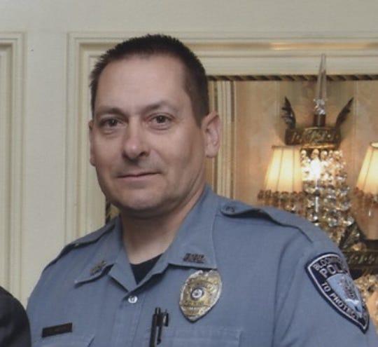 Bloomingdale Police Officer Gary Walker