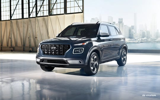 Quick off the line and responsive in traffic, the 2020 Hyundai Venue SEL is a sprightly and economic performer, delivering 121 horsepower and 113 pound-feet of torque.