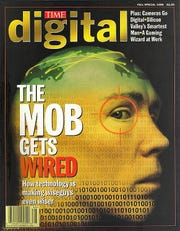 Michael Robert Brandon appeared on the cover of Time magazine in 1996.