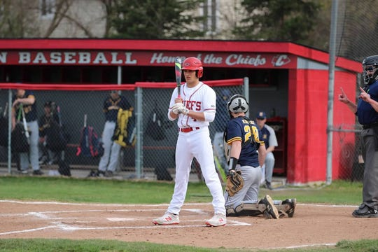 Canton senior Ben Stesiak missed out on his senior season of baseball after school was canceled due to COVID-19.