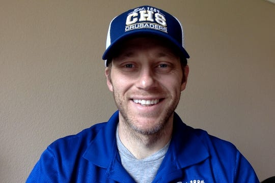 Greg Jamison - Cathedral Girls Cross Country Head Coach