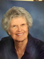 Mary Bert has served for 42  years as TMH volunteer.