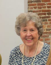 Shirley Punshon began volunteering at TMH in 1986.