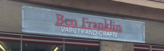 The Ben Franklin store in Ojai was ordered to close to curb the spread of the coronavirus, but critics say it is an essential business that should continue operating.