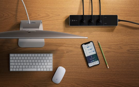 Smart plugs and power strips the Eve Energy Strip (shown here) can help you keep an eye on how much energy is being consumed and turn devices on and off with your voice or an app.