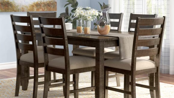 You can spruce up your dining furniture setup during this sale.