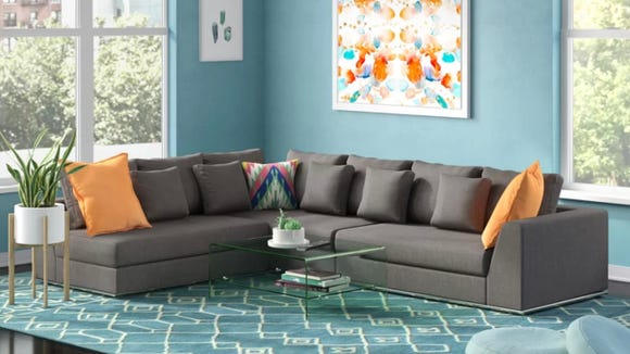 You can shop and save on furniture and decor during Wayfair's Save Big, Give Back sale.