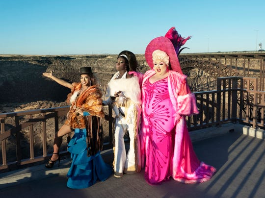 'We're Here,' HBO's new series, gives drag queens another TV showcase.