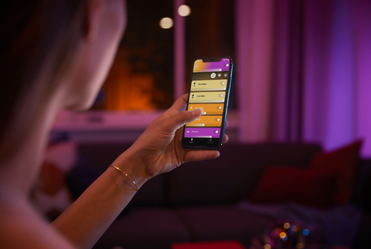 Regular LED bulbs can help you consume less energy than incandescent or fluorescent bulbs, while Smart LEDs, like Philips Hue, let you set timers and schedules, and change colors.