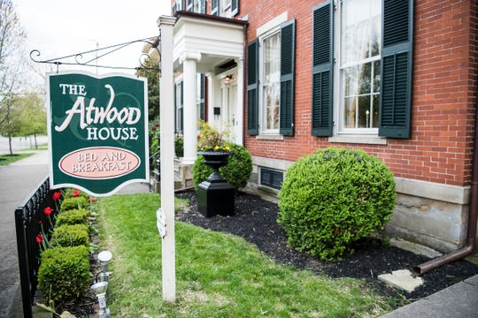 The Atwood House Bed and Breakfast is one of the few left in the Chillicothe area.