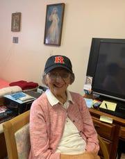 Elvira Attilio is the proud grandmother of a Rutgers University student-athlete