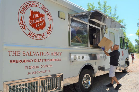 In response to the coronavirus pandemic, the Salvation Army has evolved service delivery to meet new needs.