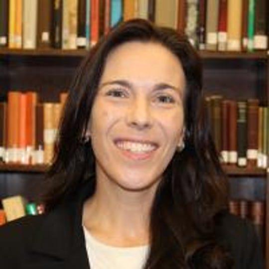 Jessica Clark, associate professor, FSU Department of Classics
